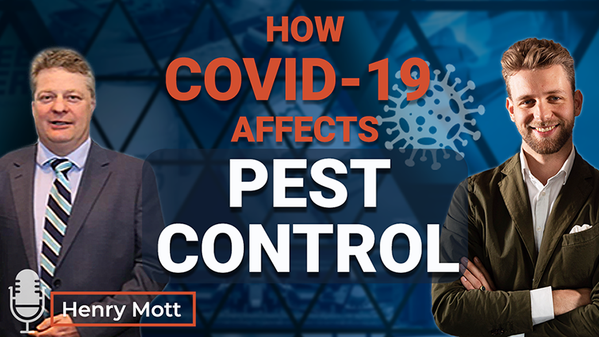 Ep.4 How Covid-19 affects Pest Control