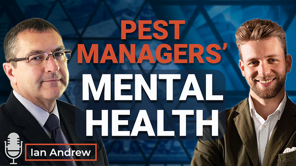 Ep.8 Pest Managers' Mental Health